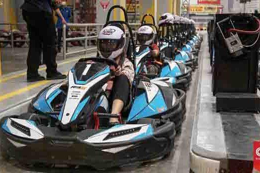 5 Wahana Permainan Wajib Coba di Trans Studio Mall Cibubur formula card